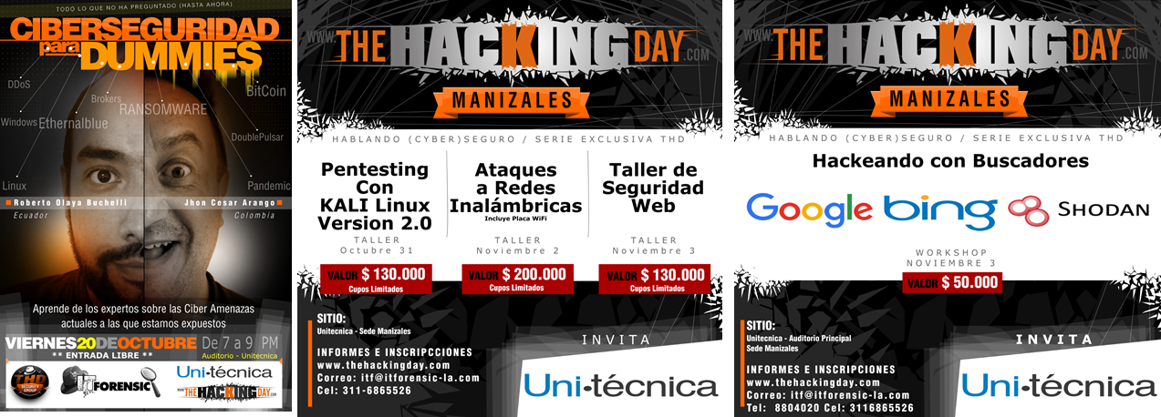 THE HACKING DAY BLOG