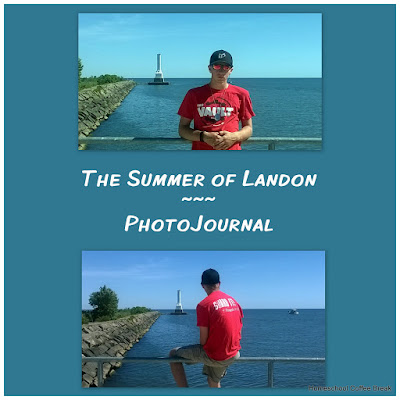 The Summer of Landon PhotoJournal on Homeschool Coffee Break @ kympossibleblog.blogspot.com and on Just A Second @ JustASecondBlog.blogspot.com