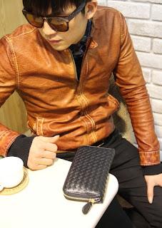 Dompet Pria Korea Model Terbaru