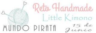 Reto Handmade Little Kimono Mundo Pirata