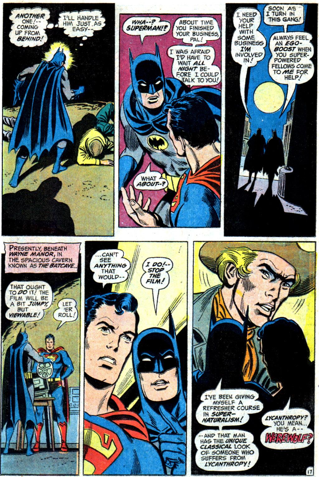 Read online World's Finest Comics comic -  Issue #214 - 23