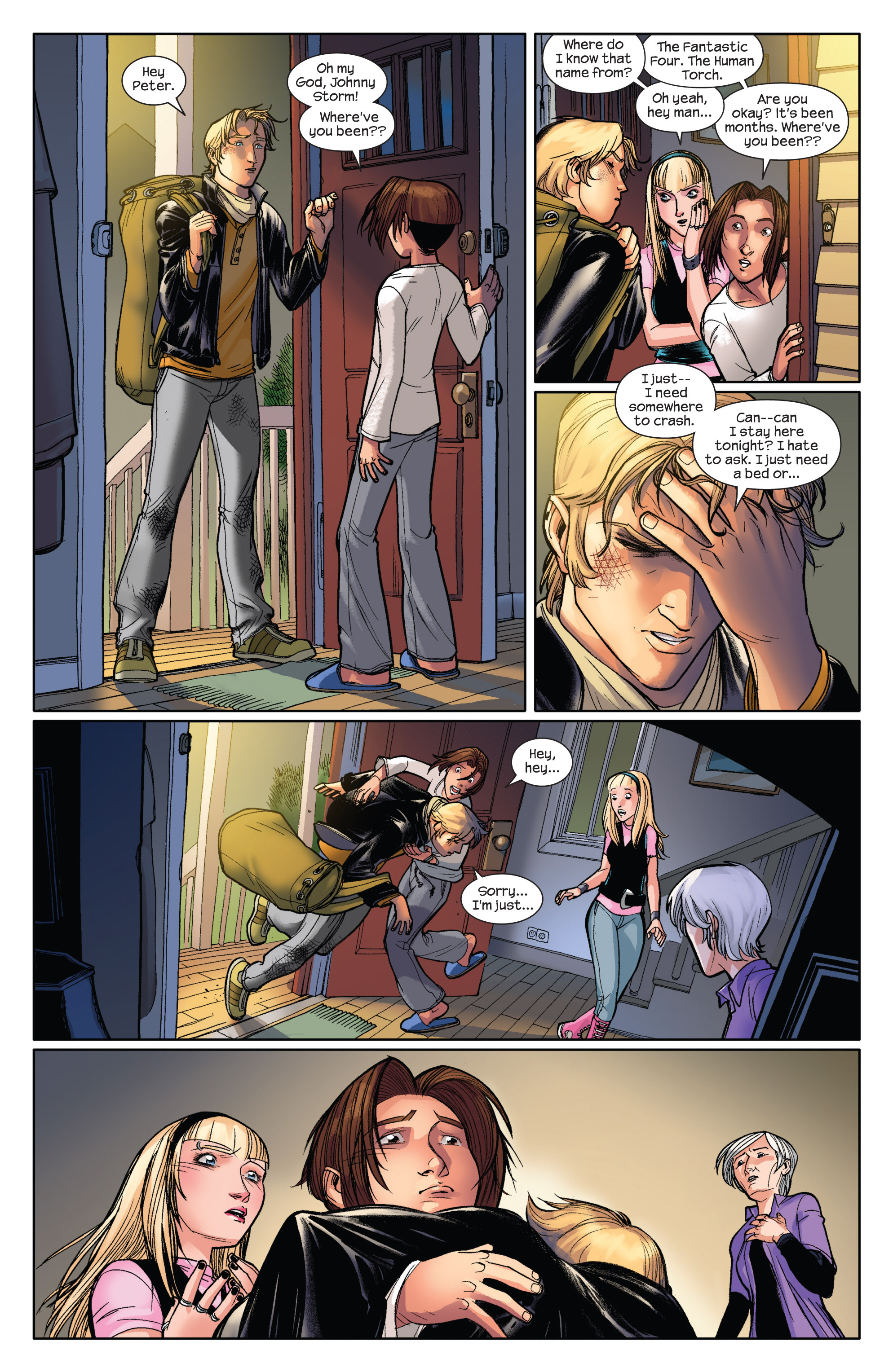 Read online Ultimate Spider-Man (2009) comic -  Issue #1 - 18