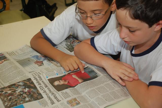 Leitura compartilhada precisa ganhar espaço para promover o intercâmbio de ideias. (Crédito: Gabriela Portilho)