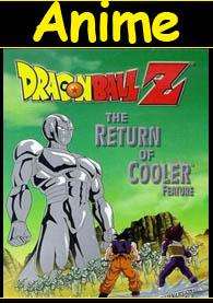 Dragon Ball Z: El Regreso de Coooler   DVDRip Latino HD Mega 1 Link