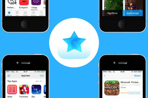 Cara Menginstal dan Menggunakan AppCake