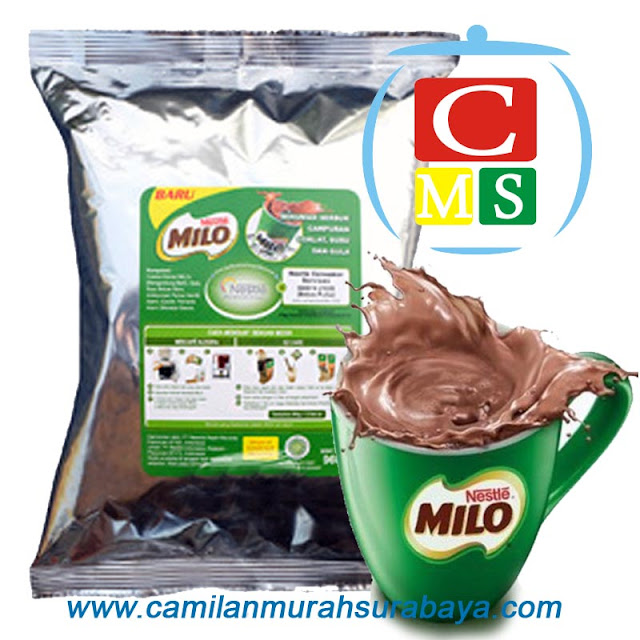 milo mix complete surabaya