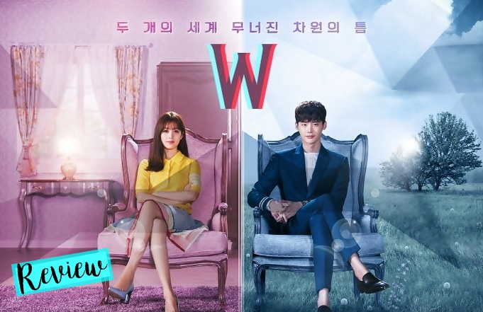 [K-Drama]  W - Two Worlds resenha