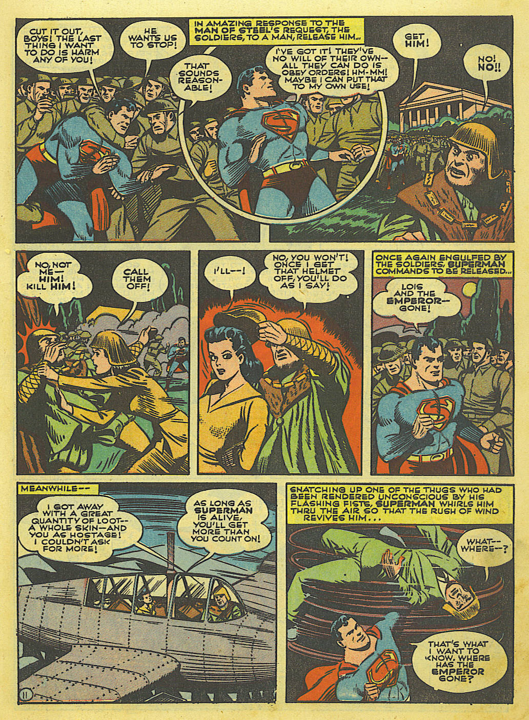 Read online Action Comics (1938) comic -  Issue #52 - 13