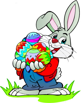 Easter Bunny WhatsApp DP images