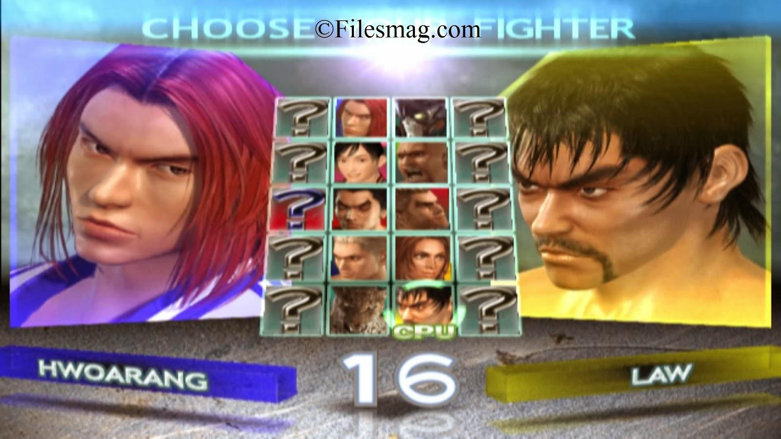Tekken 4 Full Version Game Download