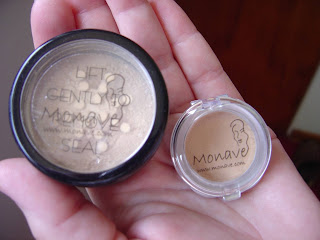 Monave Caroline Loose Mineral Foundation and Cream to Powder concealer.jpeg