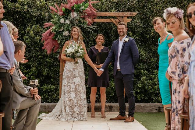 DANIELLE WEBSTER PHOTOGRAPHY OSTERIA WEDDING GOLD COAST AUSTRALIAN DESIGNER