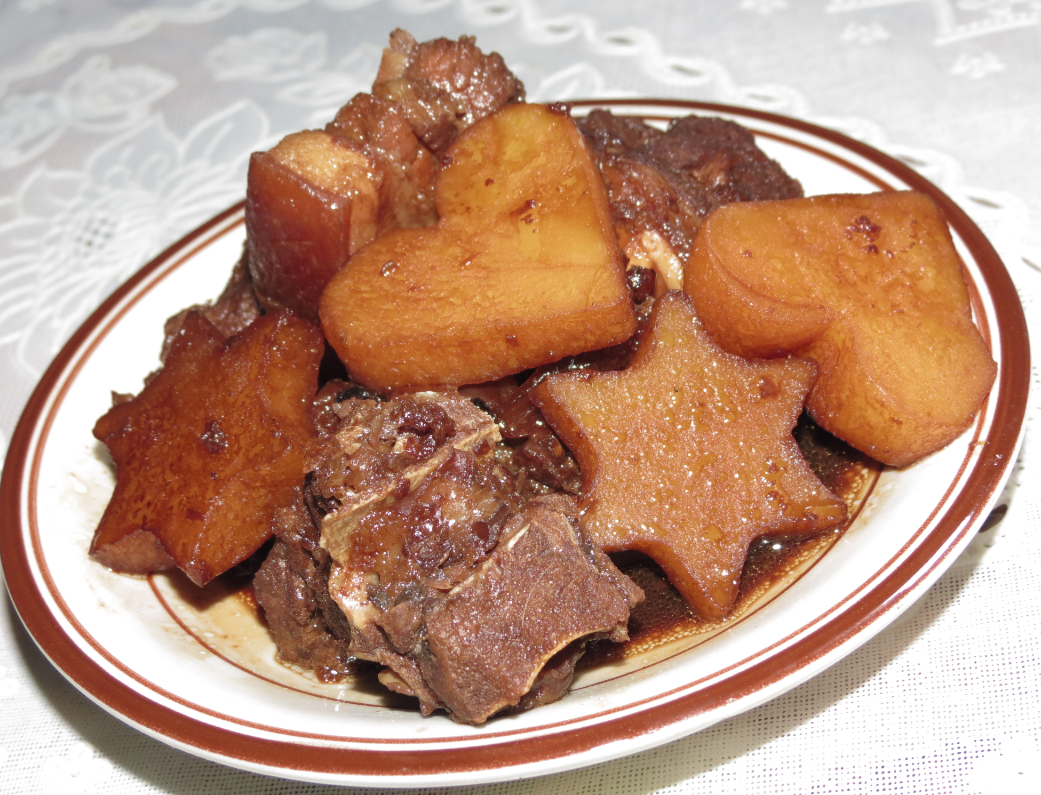 This is one of the popular dish in the Philippines.