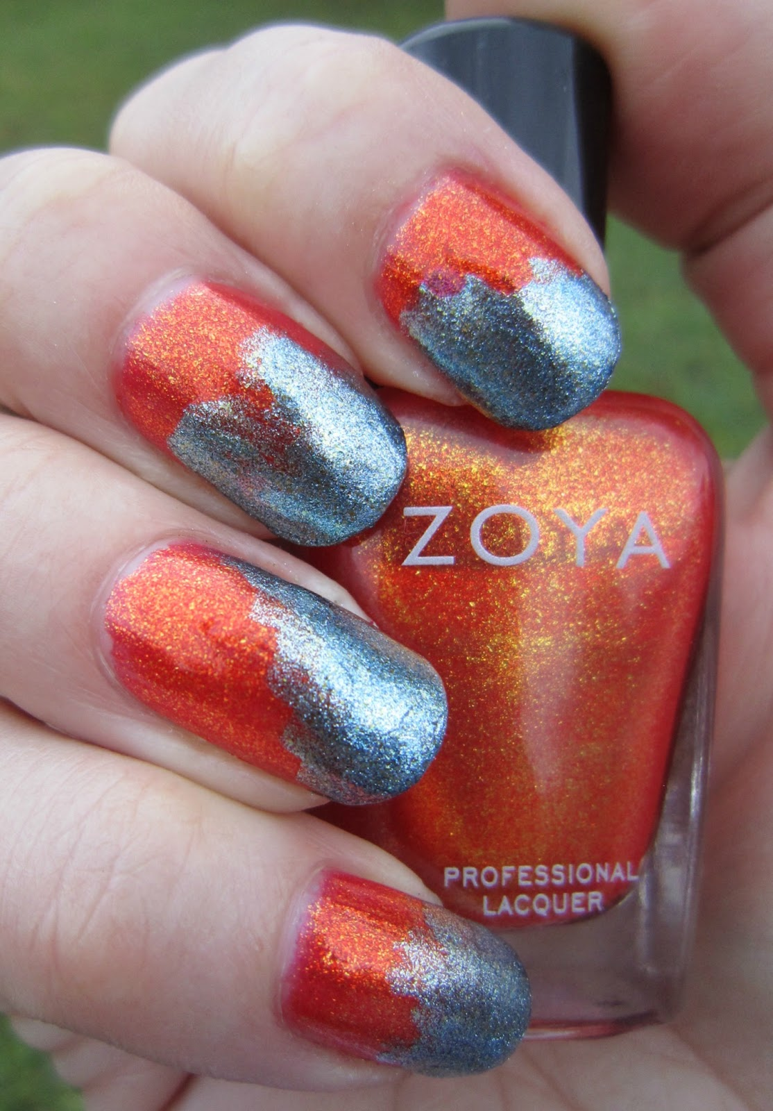 Concrete And Nail Polish Zoya Hazel Amp Amy Game Of Thrones Song Of Ice Amp Fire Nails