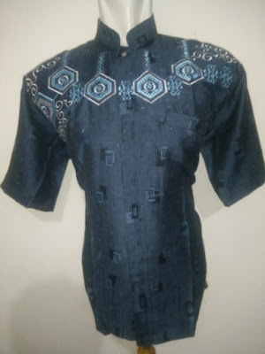Baju Koko Keren Lengan Pendek