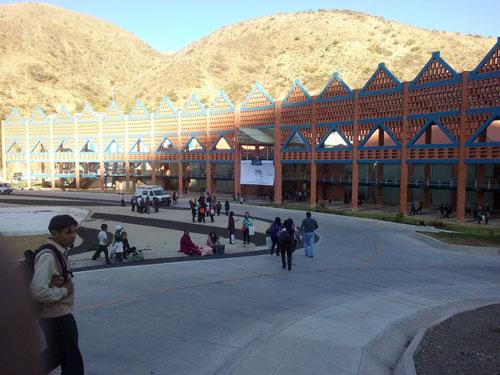 Centro Internacional de Convenciones y Cultura - Sucre