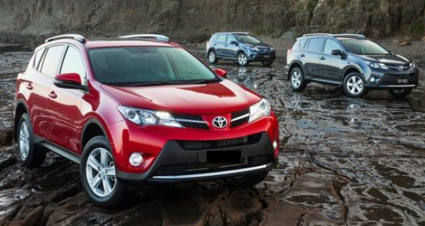 2017 Toyota RAV4 Redesign, Change, Engine, Price, Release Date
