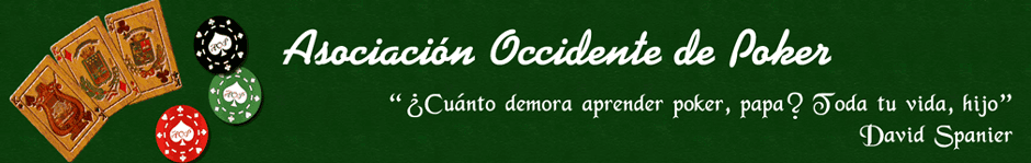 OcciPoker - Asociación Occidente de Poker
