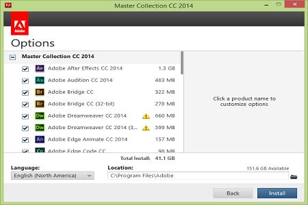 Adobe Master Collection CC 2014 Full Version | Gazray design
