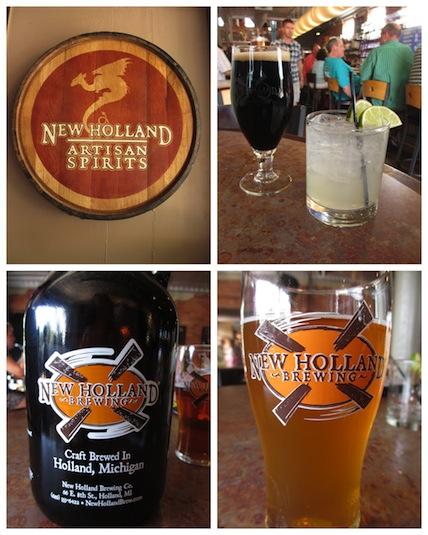 New Holland Brewery Restaurant Menu