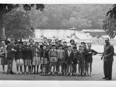 Filles et garçons, 1951 (l'Indépendant)