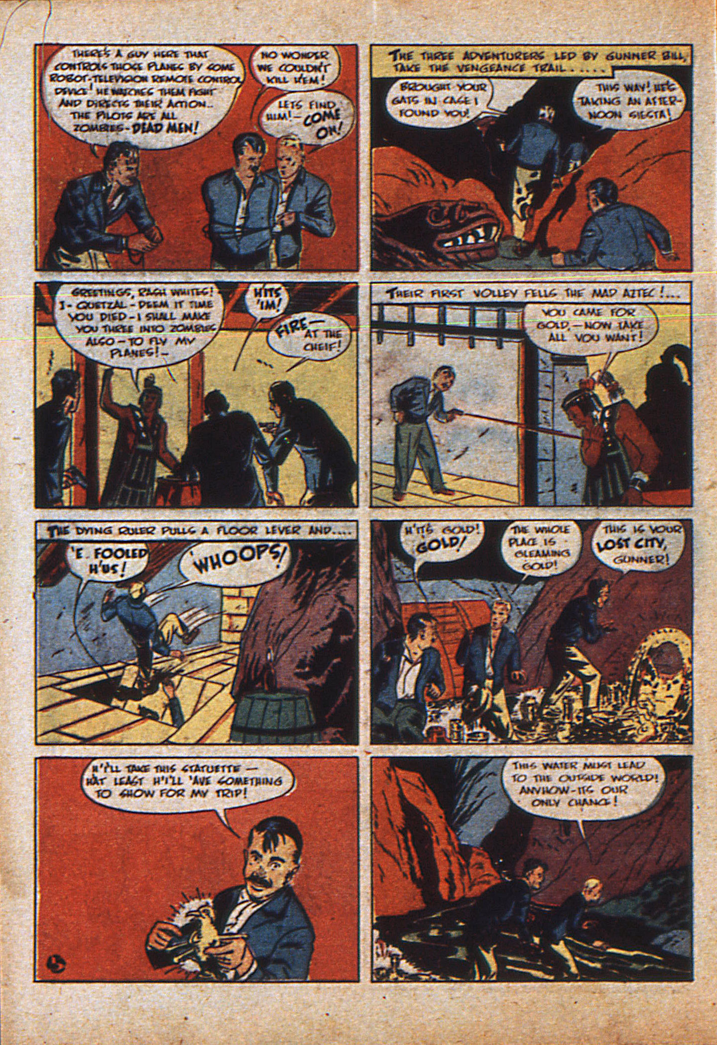 Read online Action Comics (1938) comic -  Issue #23 - 33