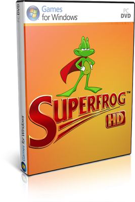 Superfrog HD Multilenguaje[Pc-Game]