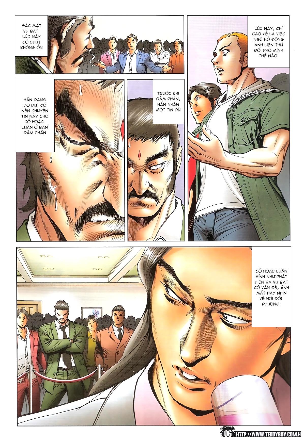 Người Trong Giang Hồ - Ngũ Hổ qui thiên - Chapter 1718: Đàm phán siêu cấp 4 - Pic 5