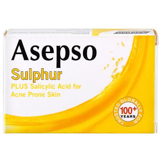 Review Sabun Asepso Penghilang Jerawat