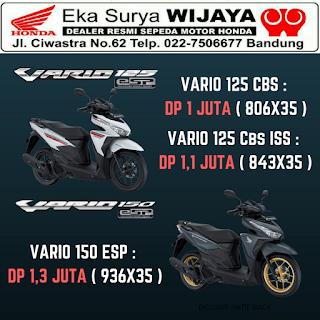 Harga Promo Motor Honda Vario Bandung