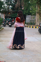 Actress Aathmika in lovely Maraoon Choli ¬  Exclusive Celebrities galleries 047.jpg