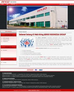 Info Loker PT Denso Indonesia Terbaru