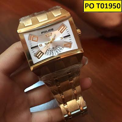 Đồng hồ nam Police T01950