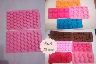 moldes silicona