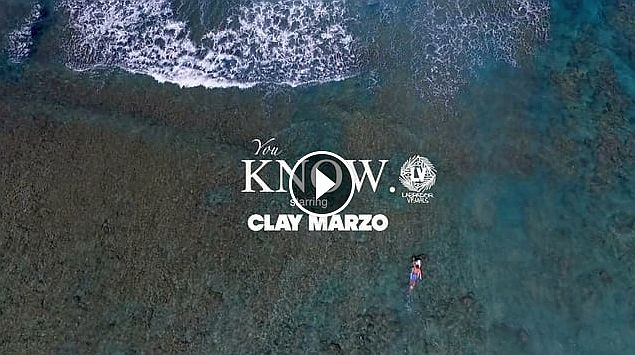 Clay Marzo in quot You Know quot