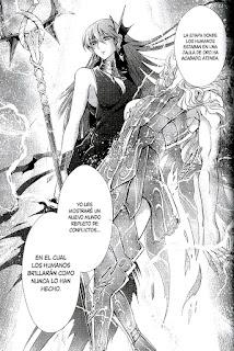"Reseña de ""Saint Seiya Saintia Shō"" (聖闘士星矢・セインティア翔) vol. 11 - Ivréa"