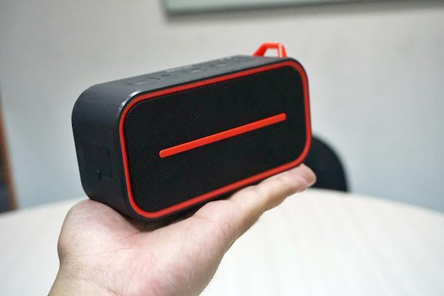 speaker bluetooth spc