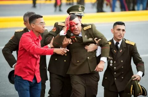 Venezuela assassination attempt