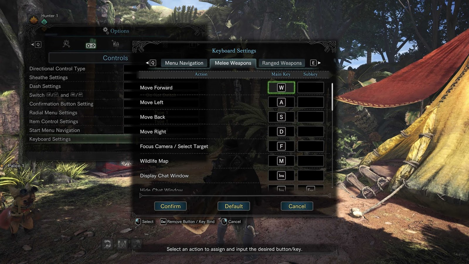 Spesifikasi Resmi Monster Hunter World PC