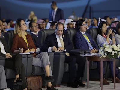 السيسي, منتدى شباب العالم, بناء القادة, شرم الشيخ, جلسات منتدى الشباب,