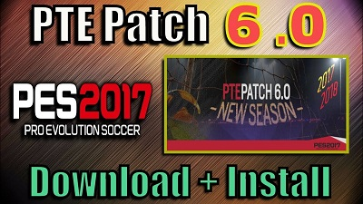 PTE Patch 2017 6.0