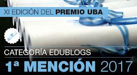 PREMIO UBA 2017 (Argentina)
