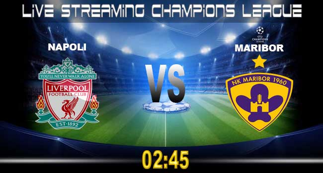 live streaming liverpool vs maribor 2 november 2017