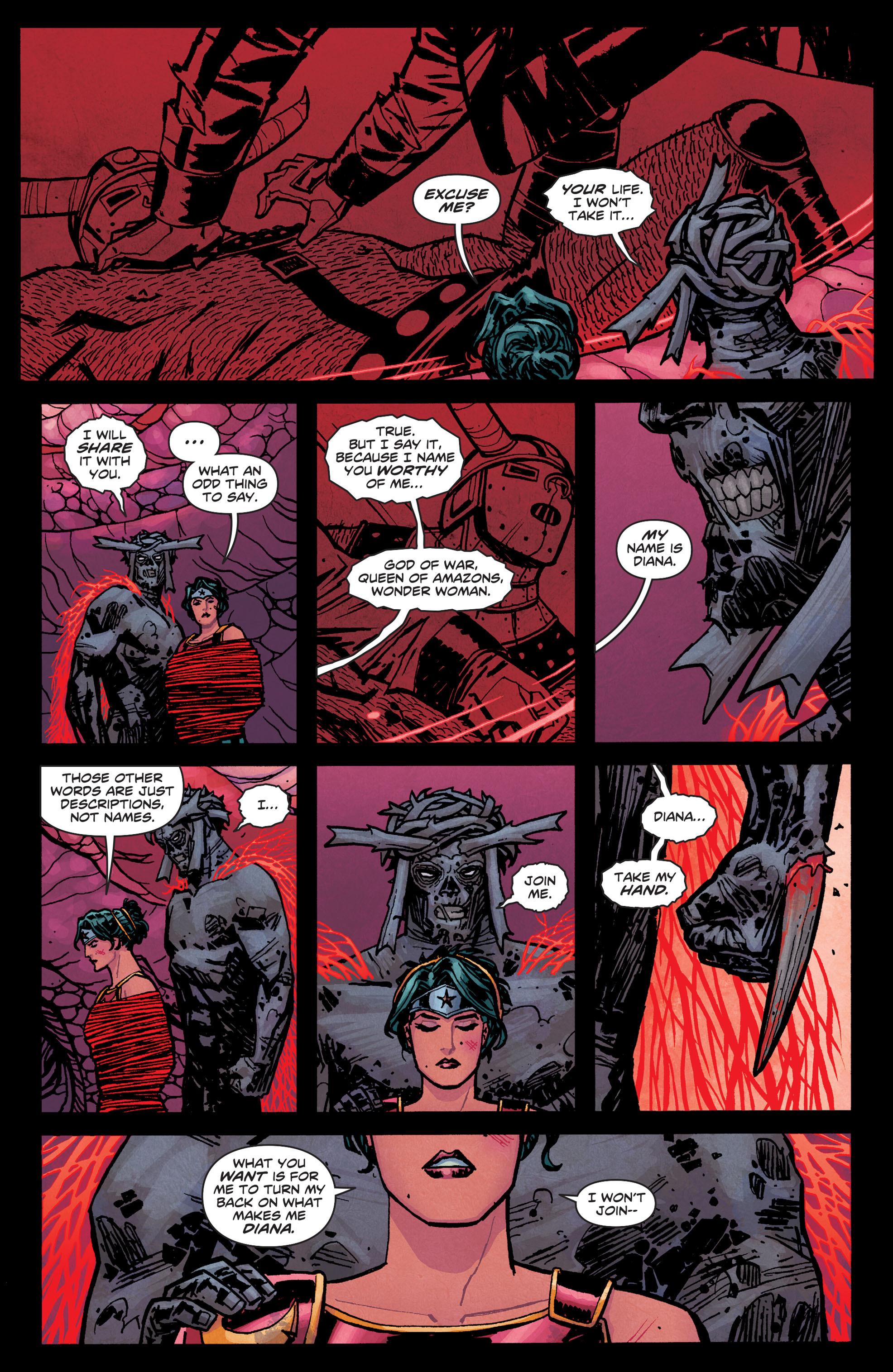 Read online Wonder Woman (2011) comic -  Issue #33 - 16