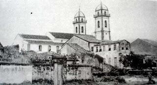 Uma história de amor na vila de Iguape em 1648