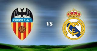 بالفيديو ريال مدريد يخسر من فالنسيا 2 - 1  اليوم  الاربعاء 22-02-2017 الدوري الاسباني