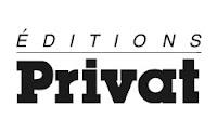 Les éditions Privat, partenaires de Mally's Books.
