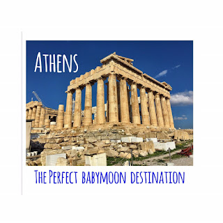 Babymoon to Athens, Greece