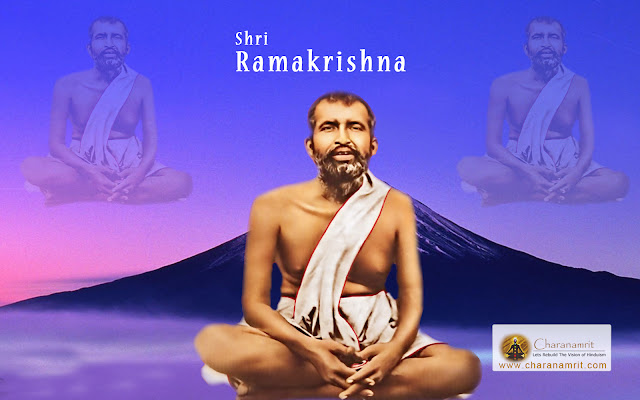 Sri Swami Samartha Full Hd Computer Wallpaper Dawlonod: Godess Wallpapers : Sri Sri Ramakrishna Paramhansa Dev HD