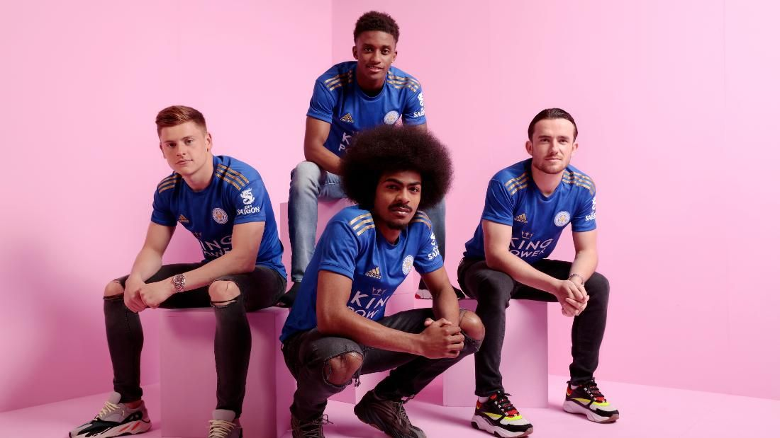Leicester City 19-20 Home Kit Revealed - Footy Headlines